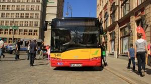 Solaris dla MPK Wrocław